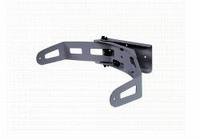 DAS AXW-OVI12-W, Wall mount bracket, white