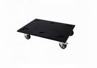 DAS PL-30S, Wooden transport dolly, black