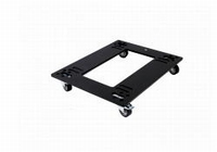 DAS PL-EV121S, Wooden transport dolly, black