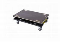 DAS PL-EV212S, Steel transport dolly, black