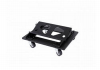 DAS PL-VT20S, Steel transport dolly, black