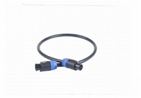 DAS SPK8-1, 1m speaker cable, 8x(2.5mm2), 2x NL8