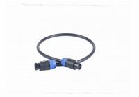 DAS AUDIO SPK8-1, 1m speaker cable, 8x(2.5mm²), 2x NL8