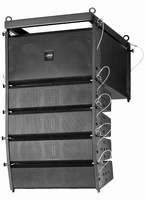 IMG L-RAY/1000, active speaker array system
