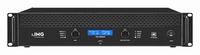 IMG STA-1600DSP, analogue stereo PA amplifier + DSP