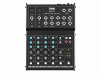 IMG MMX-22, 6-channel audio mixer