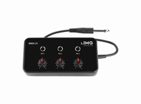 IMG MMX-31, compact 3-channel microphone mixer