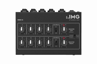IMGx-8, 8-channel miniature universal audio mixer