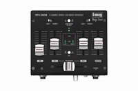 IMG MPX-20USB, 3-channel stereo DJ mixer