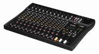 IMG MXR-120, 12-channel audio mixer