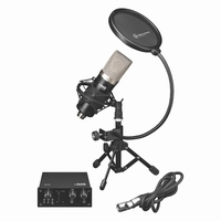 IMG PODCASTER-1, recording bundle for podcasters