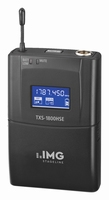 IMG TXS-1800HSE, multifrequency pocket transmitter, 1,8GHz