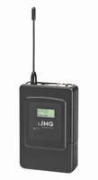 IMG TXS-606HSE, Multifrequency pocket transmitter, 680MHz