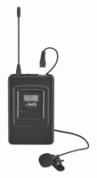 IMG TXS-606LT, Multifrequency clip microphone transmitter