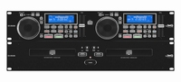 IMG CD-292USB, Dual DJ CD and MP3 player