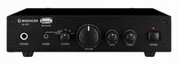 MONACOR SA-100, Compact universal stereo amplifier, 50 W