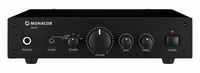 MONACOR SA-50, Compact universal stereo amplifier, 25 W