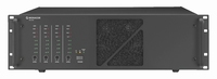 MONACOR PA-4120, analogue 4-channel PA amplifier, 100V