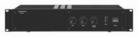MONACOR PA-900S, analogue mono PA amplifier, 100V