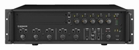MONACOR PA-1240, 5-in, 5-zone, 1-channel PA amplifier, 100V