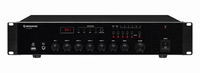 MONACOR PA-312DMP, 5-in, 5-zone 1-channel PA amp, 100V