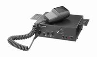 MONACOR PA-302, 1mic, 1 line, mono mixing amplifier, 12/24V