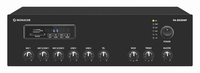 MONACOR PA-803DMP, Class-D, 5-in, 1out, mixing amp, 100V