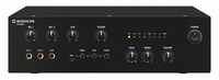 MONACOR PA-888D, Class-D, 3-in, 1out, mixing amp, 100V