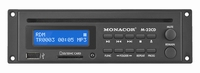 MONACOR M-32CD, CD-player insertion module