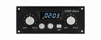 MONACOR TXA-1822MR, 2-channel multifrequency receiver module