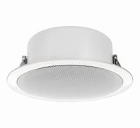 MONACOR EDL-11TW, PA ceiling speaker, white, 100V