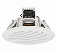 MONACOR EDL-155, PA ceiling speaker, weatherproof, 100V