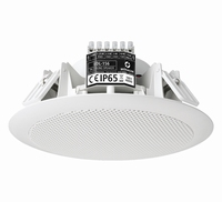 MONACOR EDL-156, PA ceiling speaker, weatherproof, 100V