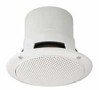 MONACOR EDL-204, PA ceiling speaker, weatherproof, 100V