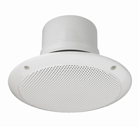 MONACOR EDL-206, PA ceiling speaker, weatherproof, 100V