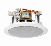 MONACOR EDL-24, PA-ceiling speaker, 100V