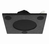 MONACOR EDL-310L, super dispersion PA ceiling speaker, 100V