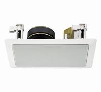 MONACOR ESP-15/WS. HiFi/PA wall/ceiling speaker, 100V