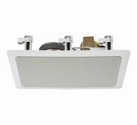 MONACOR ESP-17/WS. HiFi/PA wall/ceiling speaker, 100V