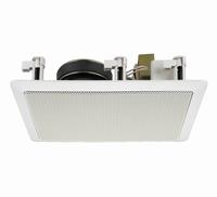 MONACOR ESP-22/WS. HiFi/PA wall/ceiling speaker, 100V