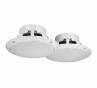 MONACOR SPE-265/WS, flush mount, moisture proof speaker