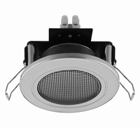 MONACOR SPE-82/CR, small flush mount speaker