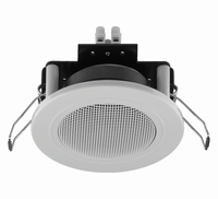 MONACOR SPE-82/WS, small flush mount speaker