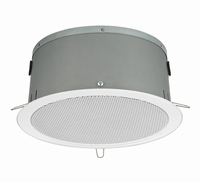 MONACOR EDL-224ABC, PA A/B ceiling speaker, 100V EN54-24