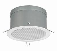 MONACOR EDL-165C/WS, PA ceiling speaker, 100V, EN54-24