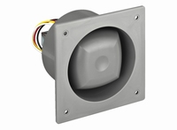 MONACOR IT-10M, flush mount horn speaker, IP54, 100V