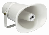 MONACOR IT-115, weatherproof horn speaker, IP66, 100V