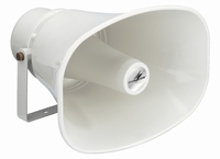 MONACOR IT-130, weatherproof horn speaker, IP66, 100V