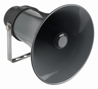 MONACOR IT-30, weatherproof horn speaker, IP66, 100V