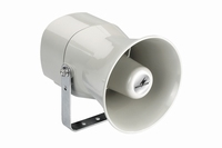 MONACOR IT-33, weatherproof horn speaker, IP54, 100V